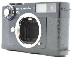 LEITZ Minolta CL 35mm Rangefinder Film Camera No. 1026477 / Needs to have fixed.