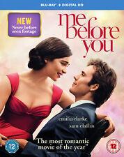 Emilia Clarke Director's Cut Blu-ray DVDs & Blu-rays