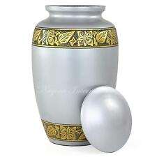 More details for urns for ashes adult large human cremation funeral memorial burial remain medium