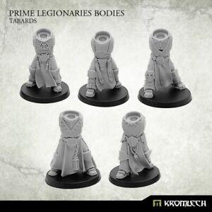 Prime Legionaries Bodies: Tabards x5-Kromlech-Astartes Primaris Marines Upgrades