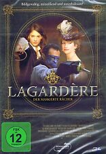 DVD NEU/OVP - Lagardere - Der maskierte Rächer - Bruno Wolkowitch & Yvon Back
