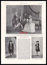 Doc.Ancien MOZART par Sacha Guitry , Yvone Printemps   1925 - 3i