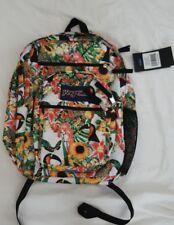 Jansport BIG STUDENT LARGE Backpack Multi Jungle Ja original