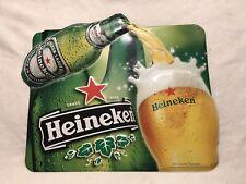 Vintage Original Heineken Advertisment Sign