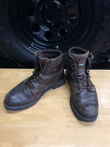 Mens Boots Ariat Work Size 12
