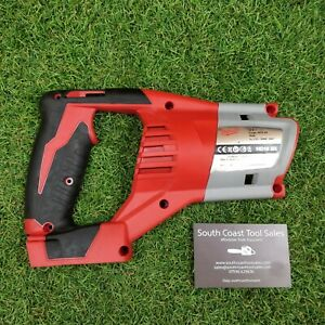 MILWAUKEE HD18SX 18v RECIPROCATING SAW SIDE Covers. PARTS. 'M16