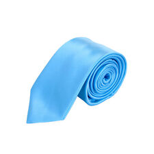 "Premium Classic Solid Color 2.75"" Necktie Neck Tie - Diff Colors Avail"