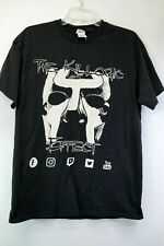 New listing Killogic Effect Black T Shirt Size Large Delta Tag Made in USA ~B19