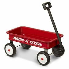 Radio Flyer My First Red Wagon 42cm Metal Pull Along Kids Toy NEW Little