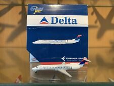 "Delta Connection ERJ145 1:400 Gemini Jets GJDAL618 ""800th ERJ"""