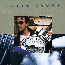 CD National Steel by Colin James *MINT*