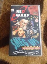 Vintage Original Collectable Comedy VHS Video Cassette RED DWARF SMEG UPS - BBC