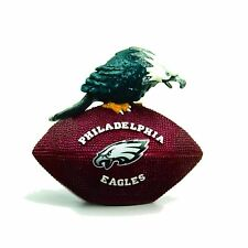 "PHILADELPHIA EAGLES FIGURE CLASSIC MASCOT NFL LIC 6"" HEAVY POLY CERAMIC NEW"