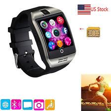 Bluetooth Smart Watch Dial Calls Wristwatch For Samsung Galaxy A3 A5 J3 J5 J7 LG
