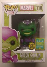 Funko Pop Marvel Green Goblin Glow SDCC Summer Convention