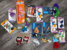 New listing Cat Toy Large Lot Jackson galaxy & Pet Stages All Brand new Toys Catnip! 17 Toys