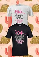 PINK BEAUTIFUL TRAUMA WORLD TOUR 2019 T-SHIRT CONCERT TSHIRT UNISEX MEN WOMEN