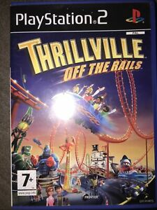 Thrillville: Off the Rails (PS2), , Used; Good Game