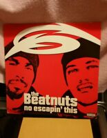 "The Beatnuts, No escapin' this 12"" single LP record"