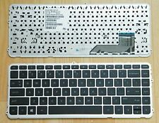 Genuine HP ENVY Sleekbook 14-k110nr 14-k120us 14-k024tx Keyboard black w/ frame