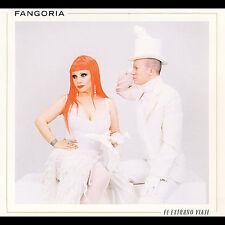 El Extra€o Viaje [Digipak] by Fangoria (CD, Apr-2007, WEA Latina)