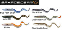 Savage gear 3d real eel 30cm-56g. 1pcs loose body or rigged. pike,cast,trolling,