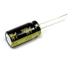 4pcs Panasonic FM 1000uf 35V 105C Radial Capacitor NEW