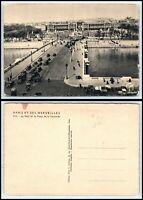 FRANCE Postcard - Paris, Le Pont et la Place de la Concorde B20