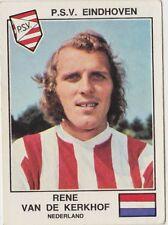 PANINI FOOTBALL 1979 PSV EINDHOVEN RENE VAN DE KERKHOF NEDERLAND