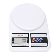 10kg x 1g Digital Kitchen Scale Food Electronic Gram Scales Postal Diet Cooking
