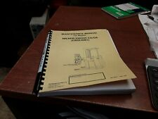 Yale Maintenance Manual NR/NDR 030/045 CA/GA (C829/A861)