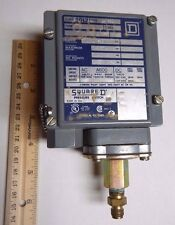SQUARE D 9012 GAW 22 Pressure Switch USED
