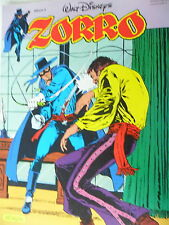 1 x Comic - Walt Disney Album - Band 3 - Zorro - Ehapa