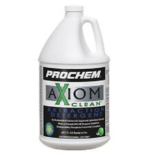Prochem - Axiom Clean Extraction Detergent - Green Carpet Cleaning Conc 8oz USA