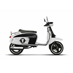 ROYAL ALLOY GT GP 125 200 300 SKA 2 TONE MADNESS SCOOTER DECALS GRAPHICS STICKER