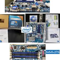 🔥 Intel DH55HC Motherboard LGA1156 w/ Processor Core I7-875K CPU Unlocked🔥