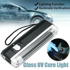 UV Cure Lamp Ultraviolet LED Light Car Auto Glass Windshield Repair Tool
