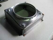 ESCORT MK1 MK2 RAISED GEARSTICK SURROUND AND ALLOY GAITOR PLATE, RS HISTORIC