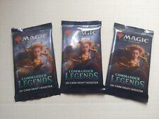 Commander Legends Booster Pack Sealed