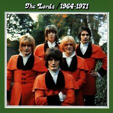 THE LORDS - 1964-1971  CD 24 TRACKS BEAT POP BEST OF / COMPILATION NEU