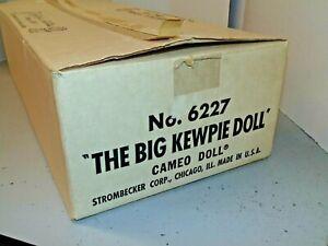 Vintage The Big kewpie Doll by Cameo Stormbecker