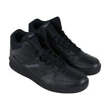 Reebok Royal Bb 4500 Hi 2 CN4108 мужские черные повседневные высокие кроссовки обувь