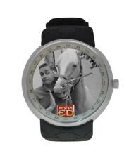 Vintage Collectible Unique Mr. Ed watches Hit TV Show Horseback Horse Watch