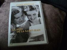 """DVD """"LA NUIT DE LA SAINT-JEAN"""" Lars HANSON, Ingrid BERGMAN"""