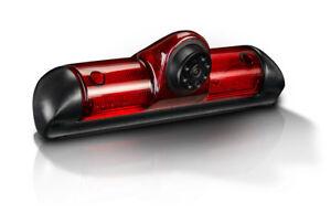 Pour Fiat Ducato 3 High Classe Caméra de Recul Dans 3. Feux de Stop Avec Ccd