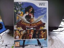 JEU WII - CAPTAIN MORGANE AND THE GOLDEN TURTLE