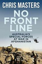 NEW No Front Line By Chris Masters Paperback Free Shipping