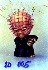 """4""""SD HELLRAISER PINHEAD  Horror Movie Vinyl Model Kit none scale"""