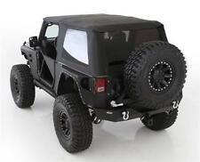 Jeep Wrangler JK Bowless Soft Top Combo 07-17 2 DR Black  9073235 Smittybilt