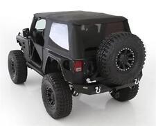 Jeep Wrangler JK Bowless Soft Top Combo 07-17 2 DR Black  9073235 Smittybilt